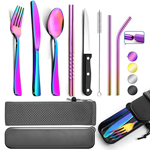10 Best Travel Case With Fork Spoons