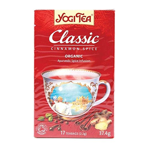 Yogi Tea - Positive Energy - Cranberry Hibiscus - 30.6g