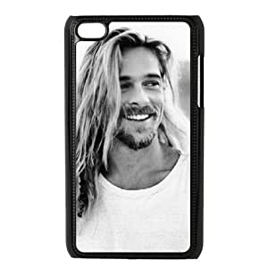 C-EUR Customized Phone Case Of Brad Pitt For Ipod Touch 4