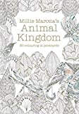 Millie Marotta's Animal Kingdom Postcard Book: 30 beautiful cards for colouring in (Colouring Books)