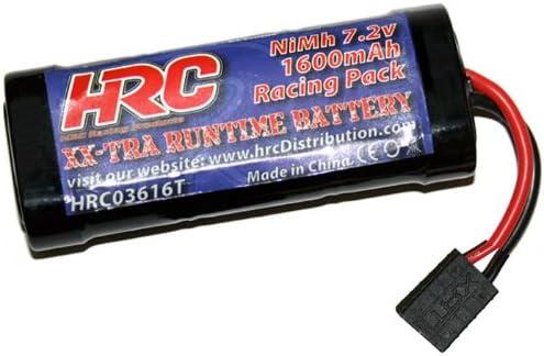 Batería 7,2 V 1600 mAh NiMH Micro HRC Racing Pack Traxxas TRX ...