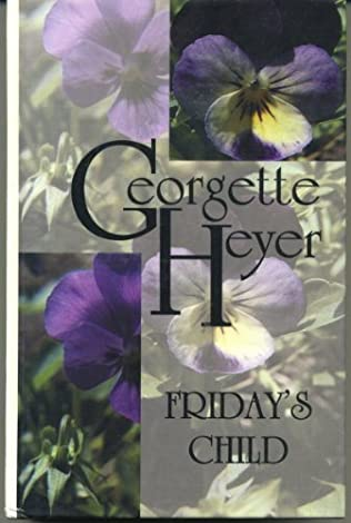 book cover of Friday\'s Child