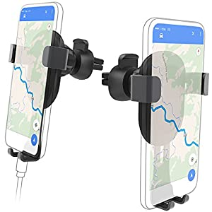 Cell Phone Holder For Car CarFriend Universal Gravity Car Air Vent Mount Holder for iPhone X/8/ 8 Plus/7/7 Plus/6/6S, Samsung Galaxy S8/S7/S6, Nexus, HUAWEI and other Smartphones