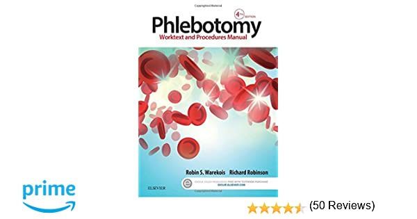 Amazon laboratory medicine books phlebotomy worktext and procedures manual 4e fandeluxe Gallery