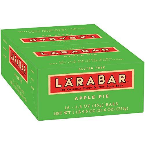 LaraBar Apple Pie, 1.6 Ounce , 16 Count
