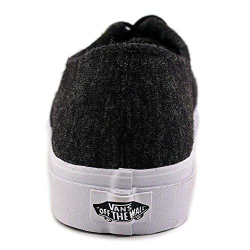 Furgonetas Jersey auténtica Delgado zapatillas de deporte Black/ True White
