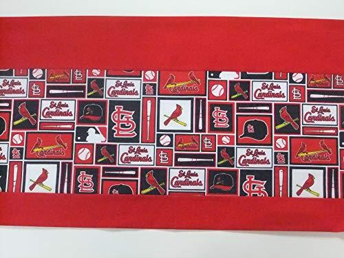 Custom Designed St Louis Cardinals Valance Choose: 40