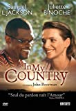 "Afficher ""In My Country"""