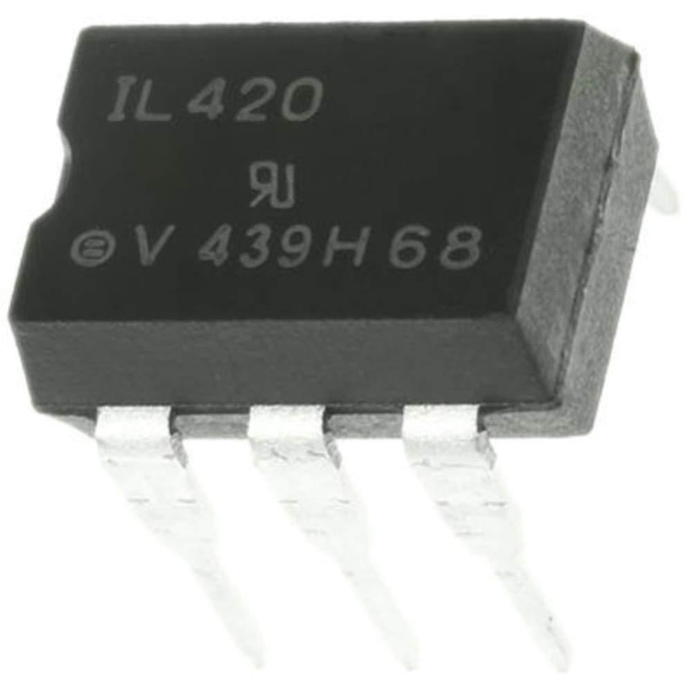 Optocoupler; Phototriac; 1.16 V (Typ.); 60 mA; 100 mW; 6 V; 40 pF; 35 μ s; 50, Pack of 20