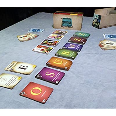 Tim Fowers Paperback - The Card Game: Toys & Games