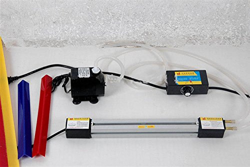 Mabelstar 1 Lot de 124,5 cm (125 cm) Acrylique Hot-bending machine Plexiglas PVC Plastique Planche à plier de la publicité Signes et boîte à lumière