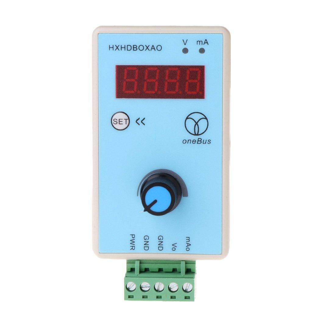 BIlinli Handheld-Stromspannungssignalgenerator Analoger Simulatorausgang 0-10V 0-20mA