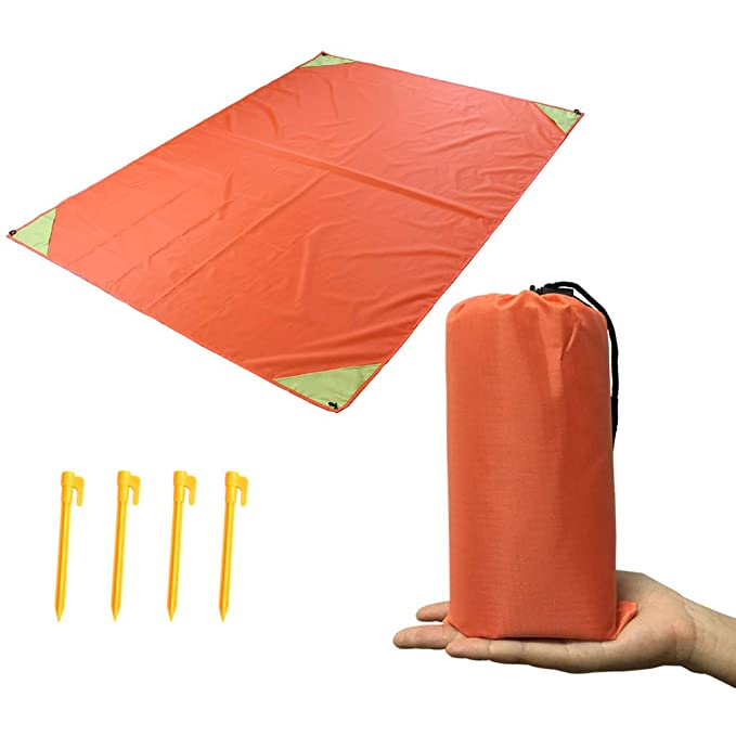 Amazon.com: LY-Home Manta de picnic para exteriores, 78.0 x ...