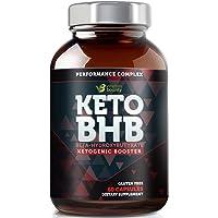 Vitamin Bounty Keto BHB Supplement - Ketogenic Booster Beta-Hydroxybutyrate Exogenous Ketone Salts - 30 Servings