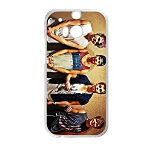 5 Seconds Of Summer Hot Seller Stylish Hard Case For HTC One M8