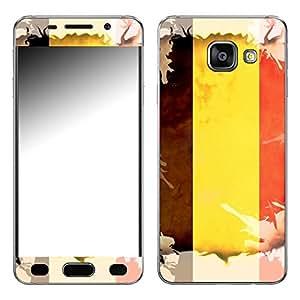 "Motivos Disagu Design Skin para Samsung Galaxy A3 (2016): ""Belgien"""