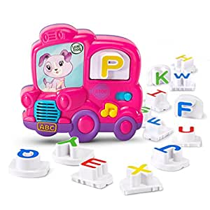 LeapFrog Fridge Phonics Magnetic Letter Set - Online Exclusive Pink
