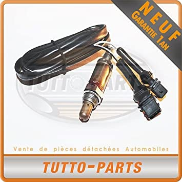 Sonda Lambda Citroen Ax BX C15 C25 Peugeot 205 309 405 Toyota Supra: Amazon.es: Coche y moto