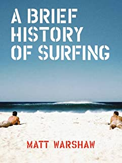 Book Cover: A Brief History of Surfing