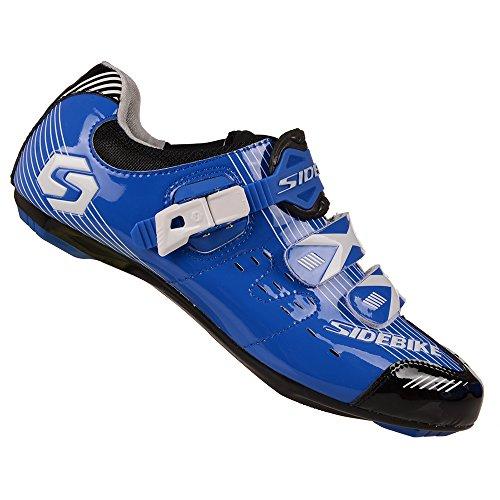 基礎脚たらい自転車 ビンディング シューズ ロード バイク スポーツ サイクリング シューズ SD003-RD