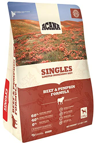 nd Pumpkin Formula Dry Dog Food 4.5 Pounds ()