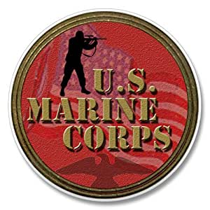 U.S. MARINE CORPS - Coaster for Your Car