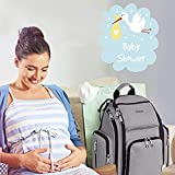 Diaper Bag Backpack, Large Travel Multifunction