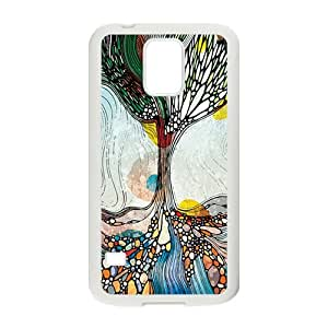 SKULL Creative Pattern Fashion Comstom Plastic case cover For Samsung Galaxy S5
