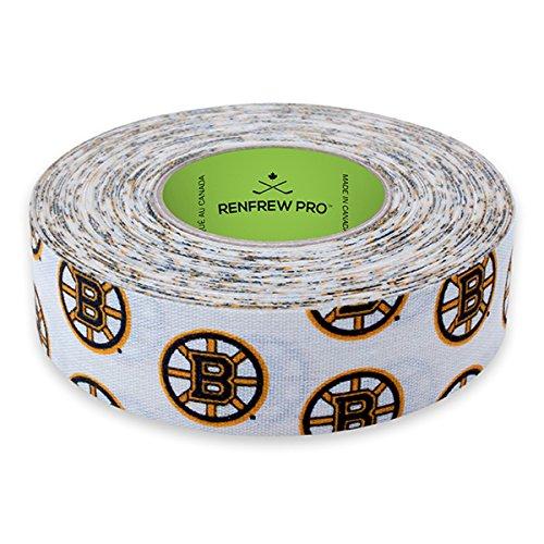 Renfrew NHL Team Cloth Hockey Tape (Boston Bruins)