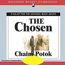 The Chosen Audiobook by Chaim Potok Narrated by Jonathan Davis