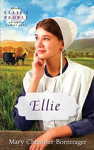 book cover of Ellie