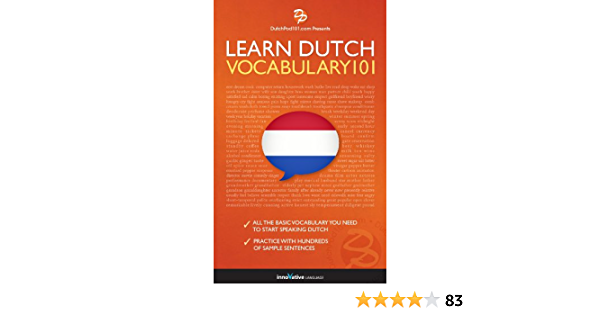 Read Learn Dutch Word Power 101 By Innovative Language