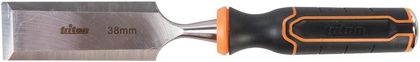 38 mm Black Orange Triton 867616 Stechbeitel TWC38