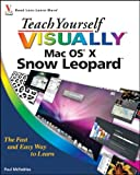 img - for Teach Yourself VISUALLY Mac OS X Snow Leopard by Paul McFedries (2009-09-08) book / textbook / text book