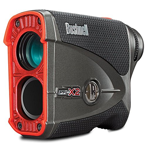 Bushnell Pro X2 Laser Golf Rangefinder 201740 and Wearable4U All-In-One Golf Tools Bundle by Wearable4u (Image #1)