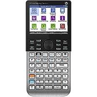 HP Prime Graphing Calculator Poche Calculatrice graphique Argent - calculatrices (Poche, Calculatrice graphique, Argent, 400 MHz ARM9, boutons, 10 lignes)