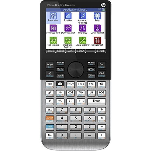 Prime Graphing Calculator Hewlett Packard NW280AA