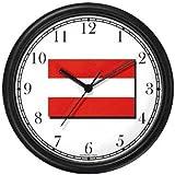 Flag of Austria %2D Austrian Theme Wall