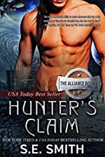 Hunter's Claim: Science Fiction Romance (The Alliance Book 1)