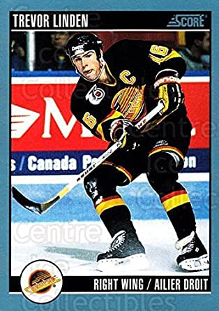 Trevor linden single