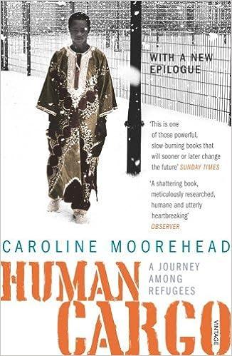 Human Cargo: A Journey Among Refugees by Caroline Moorehead (2-Feb-2006)