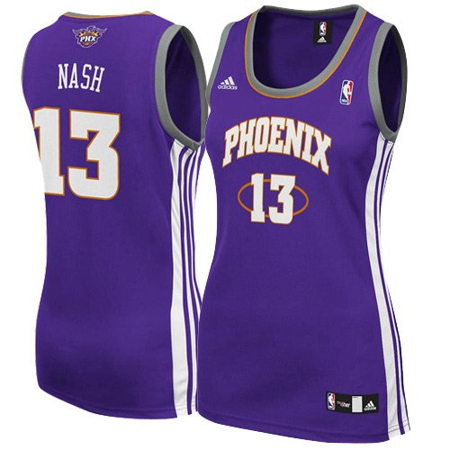 new product 31c1e 3e25e Amazon.com : adidas Steve Nash Phoenix Suns Women's Fashion ...
