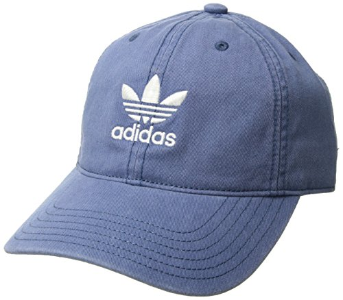 c5746eaf140 Galleon - Adidas Women s Originals Relaxed Fit Strapback Cap