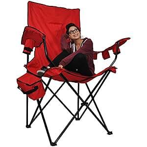 Amazon Com Prime Time Outdoor Giant Kingpin Folding
