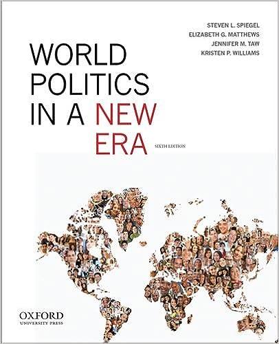 Amazon world politics in a new era 9780199965625 steven l amazon world politics in a new era 9780199965625 steven l spiegel elizabeth g matthews jennifer m taw kristen p williams books fandeluxe Gallery