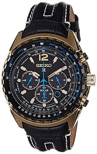 Watch Seiko Prospex Ssc264p1 Aviator Solar Man