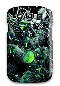 [MJkAfOH3360bdQlC] - New Abstract Design Protective Galaxy S3 Classic Hardshell Case