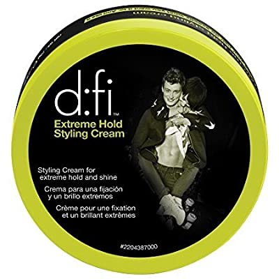 D:fi Hair Extreme Hold Styling Cream 5.3 oz