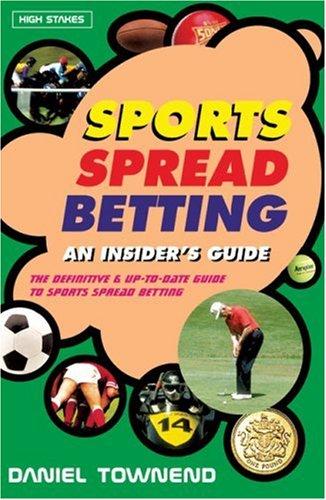 Sports Spread Betting Books