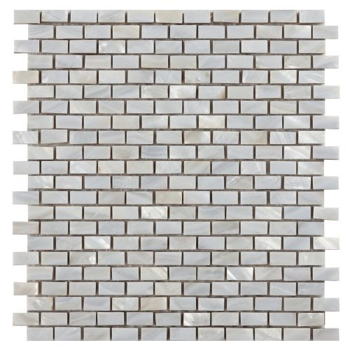 classical-flagstones-pearl-brick-mosaic-tiles-for-walls-floors-columns-305-x-305-x-8mm-25-x-12mm-by-